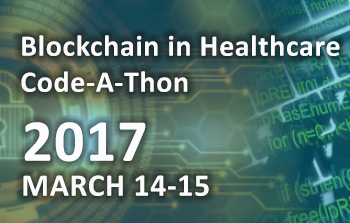 Blockchain in Healthcare Code-A-Thon