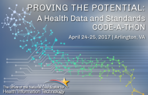 Proving the Potential: A Health Data and Standards Code-A-Thon